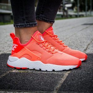 Nike Huarache Run Ultra Bright Mango